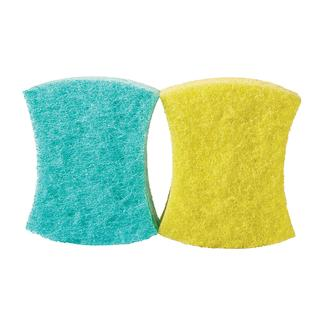 Ocelo Scrub Sponges, 2 Pack