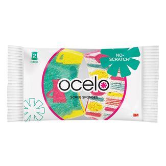 Ocelo Non-Scratch Scrubbing Sponge