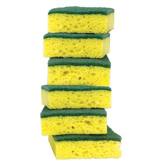 Scotch-Brite Heavy Duty XL Scrub Sponge, 6 Pack