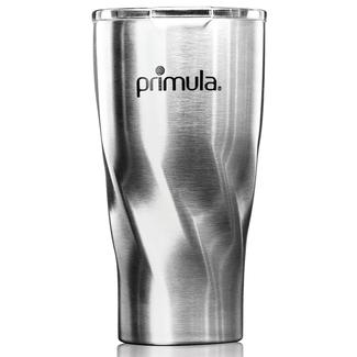 20 oz. Hot or Cold Thermal Tumbler – Brushed Stainless Steel