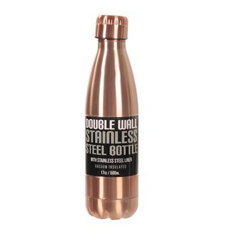 Stainless Steel Bottle, 17 oz, Copper