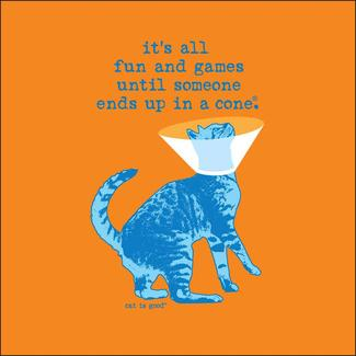 It's All Fun and Games Coasters