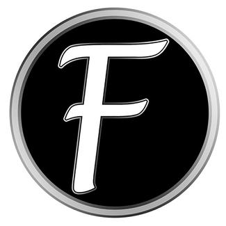 Tumbler Decal &ndash&#x3b; &quot&#x3b;F&quot&#x3b;