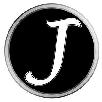 "Tumbler Decal – ""J"""