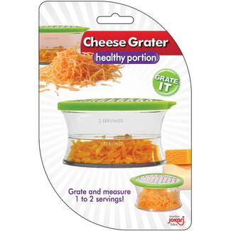 Portion Control Cheese Grater