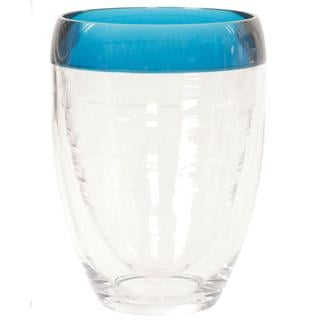 Tervis Stemless Wine Glasses, 9 oz., Blue