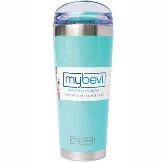 MyBevi Classic Tumbler, 26 oz., Turquoise