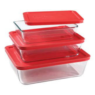 Pyrex Easy Grab 2-Piece Value Pack