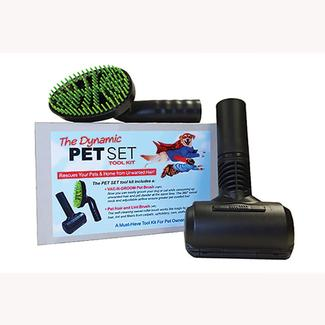 Pet Set Vacuum Attachments