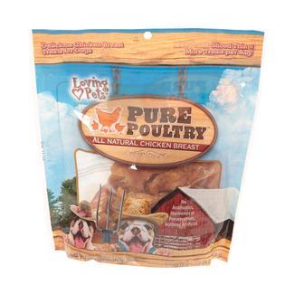 Pure Poultry Dog Treats, 5 oz. Bag
