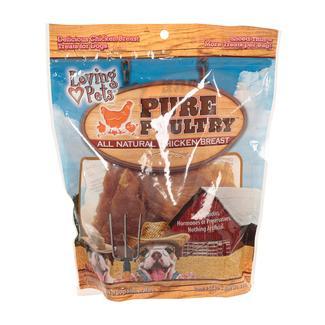 Pure Poultry Dog Treats, 11 oz. Bag