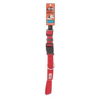 Pet Stuff Pet Collar - Large, Red
