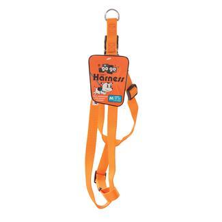 Pet Harness - Medium, Orange