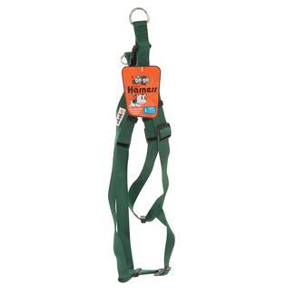 Pet Harness - Large, Green