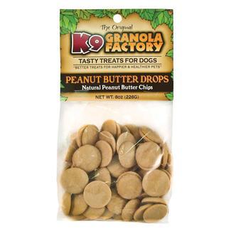 Peanut Butter Drops Dog Treats, 8 oz. Bag