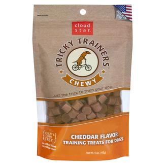 Cloud Star Tricky Trainers Chewy Cheddar, 5 oz.