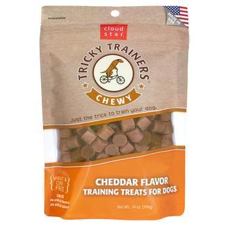 Cloud Star Tricky Trainers Chewy Cheddar, 14 oz.