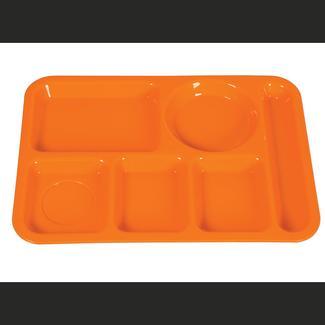 Camping Tray, Orange