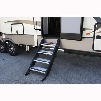 "StepAbove by MORryde, 4 Steps, 32"" Door"