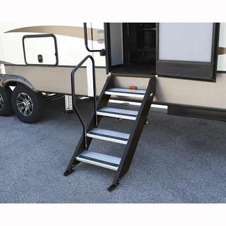StepAbove by MORryde, Handrail for 4 Steps