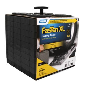 FasTen XL Leveling Blocks, Set of 10