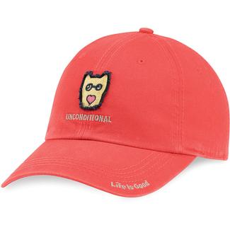 Life is Good Rocket Heart Tattered Chill Cap