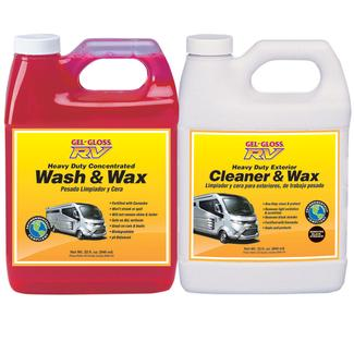 Wash & Wax Value Pack