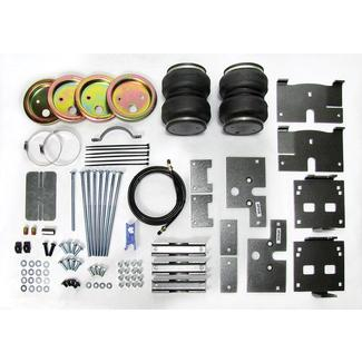 Pacbrake AMP Air Suspension Kits-2004-2014 Ford F150 4WD