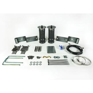 Pacbrake AMP Air Suspension Kits, 2004-2009 GMC Canyon & Chevrolet Colorado (Z85 & ZQ81 Suspension Packages)