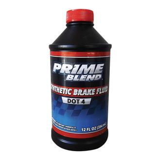 Prime Blend Synthetic Brake Fluid – 12 oz.