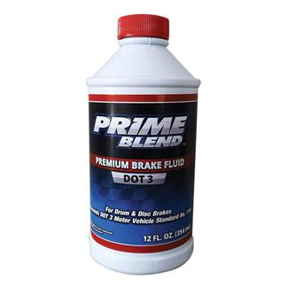 Prime Blend Brake Fluid – 12 oz.
