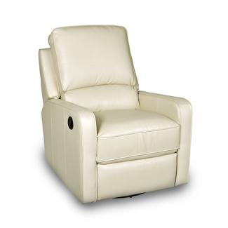 Perth Swivel Glider Recliner, Somerset Creme II