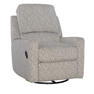 Perth Swivel Glider Recliner, Sweetwater Slate