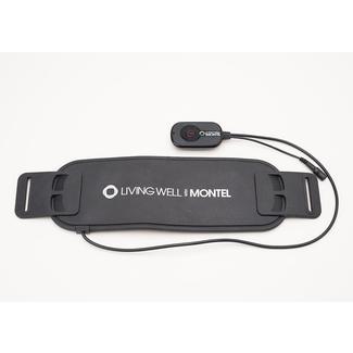 Living Well with Montel Vibrating LED Massage Belt