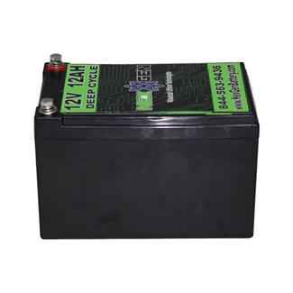 Nexgen 12V Lithium Ion Battery - 12V 12AH Replacement