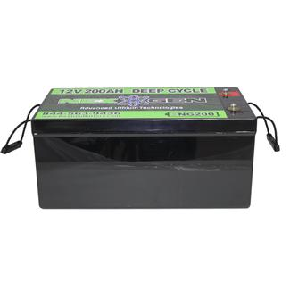 Nexgen 12V Lithium Ion Battery - 12V 200AH Replacement