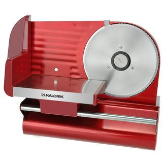Kalorik Meat Slicer, Red