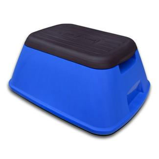 Safe-T-Stool Anti Tip Step Stool, Blue
