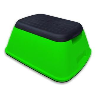 Safe-T-Stool Anti Tip Step Stool, Green