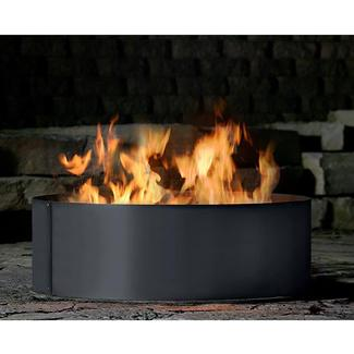 Solid 4 Piece Fire Ring, 48&quot&#x3b;