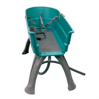 Booster Bath Elevated and Portable Dog Bath, Large