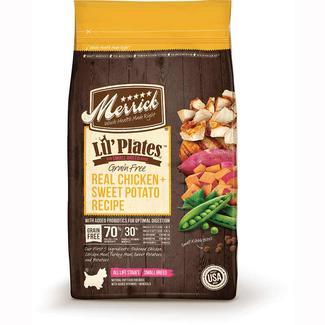 Grain Free Lil Plates, Chicken, 12 lb. Bag