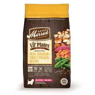 Grain-Free Lil Plates, Chicken, 4 lb. Bag