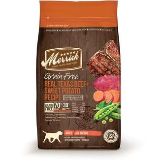 Grain-Free Lil Plates, Texas Beef, 4 lb. Bag