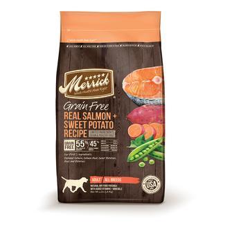 Merrick Grain Free Dog Food, Salmon, 12 lb. Bag