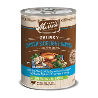 Grain-Free Chunky, Carver's Delight Dinner