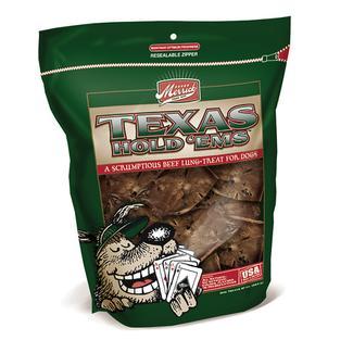 Merrick Texas Hold 'Em Soft Treats, Beef Lung, 8 oz.
