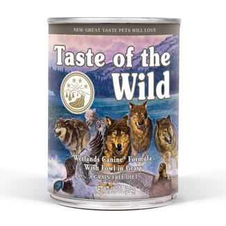 A Taste of the Wild Wetlands Canine Formula with Roasted Fowl