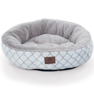 Ultra Plush Diamond Quilted Pet Bed