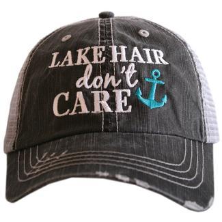 Lake Hair Cap